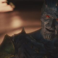 Laufey in Asgard.