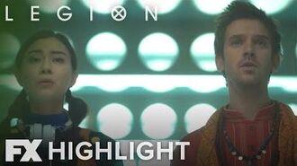 Legion Season 3 Ep. 5 Peace, Love and Understanding Highlight FX