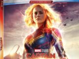 Captain Marvel (film) Home Video