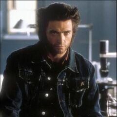 Logan at the X-Mansion