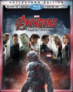Avengers Age Of Ultron-Collectors Edition cover art