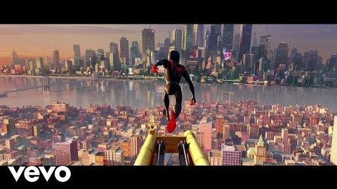 Post Malone, Swae Lee - Sunflower (Spider-Man Into the Spider-Verse)