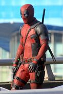 Deadpool Filming 22