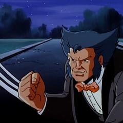 Logan prepares to defend Jean's wedding.