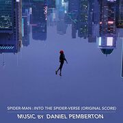 Spider-Man Into the Spider Verse Original Score cover