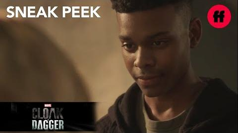 Marvel's Cloak & Dagger San Diego Comic Con 2018 Episode 9 and 10 Sneak Peek Freeform