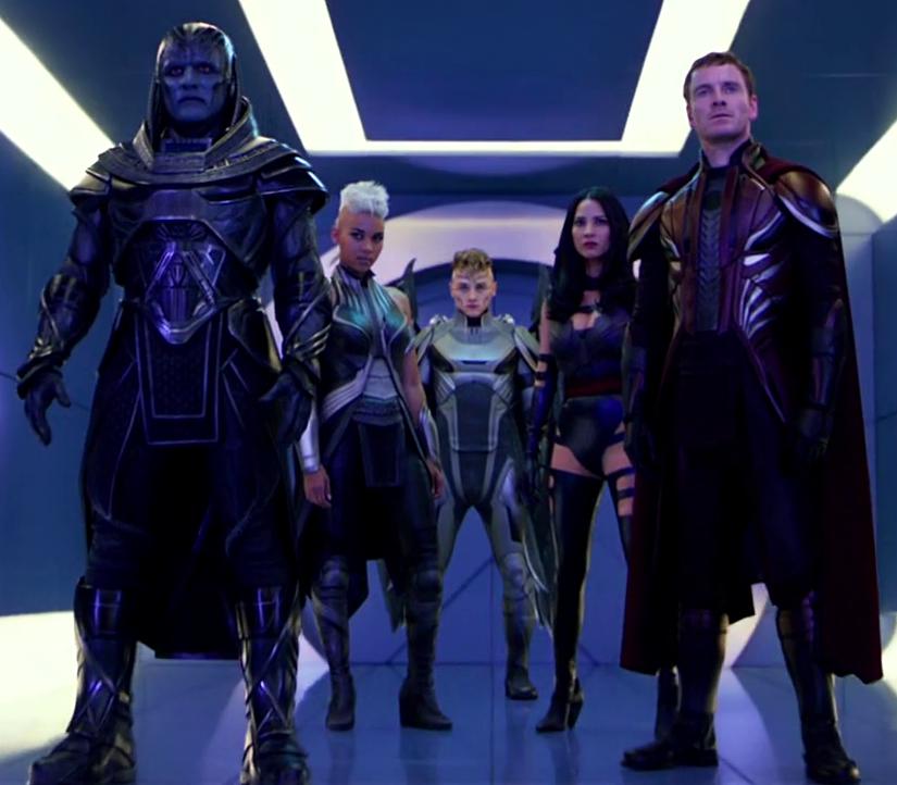 Four Horsemen of Apocalypse | Marvel Movies | FANDOM powered