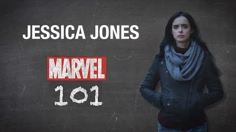 Jessica Jones -- Marvel 101 LIVE ACTION!
