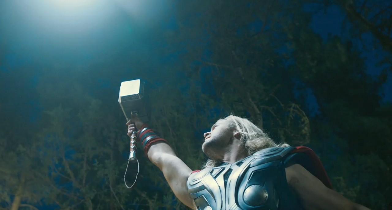 image thor avengers hammer lightning jpg marvel movies fandom
