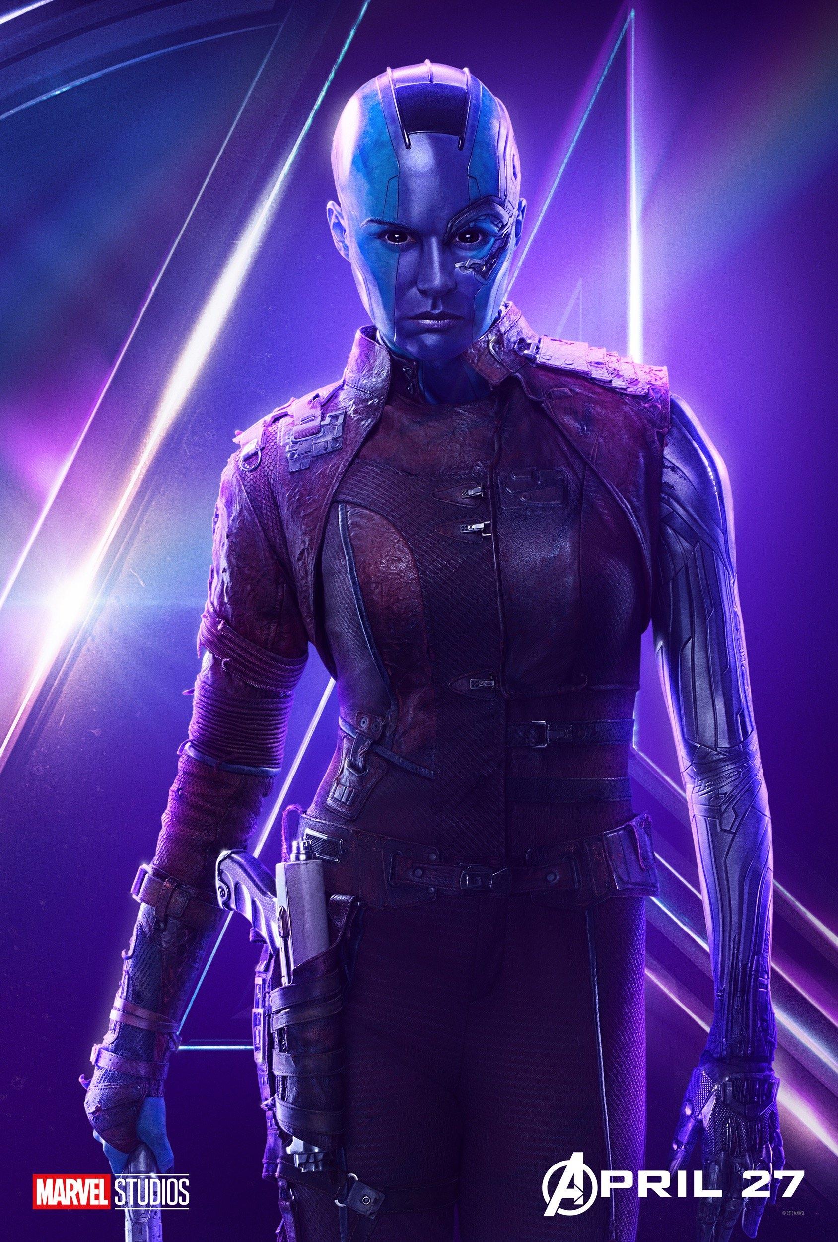 Nebula marvel movies fandom powered by wikia - Images avengers ...