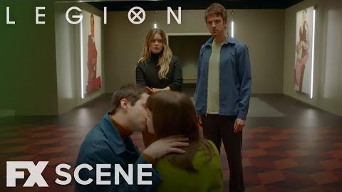 Legion Season 2 Ep. 4 The Couple Scene FX