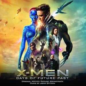 X-Men Days of Future Past soundtrack