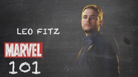 Agent Leo Fitz - Marvel 101 – Marvel's Agents of S.H.I.E.L.D.