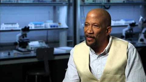 "The Fantastic Four Reg E. Cathey ""Dr"