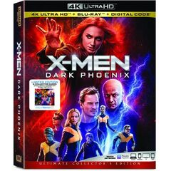 Walmart Exclusive 4K Blu Ray.