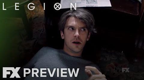 Legion Season 1 MRI Promo FX