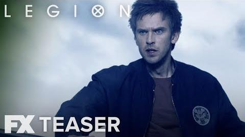 Legion Season 2 Bridge Teaser FX