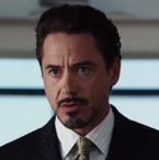 Tony Stark IM close