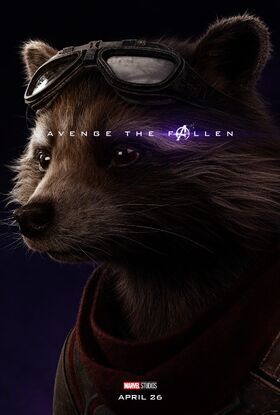 Endgame Character Posters 05