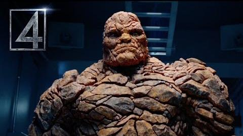 "Fantastic Four Ben Grimm ""The Thing"" HD 20th Century FOX"