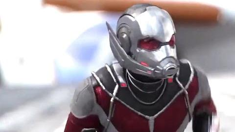 CAPTAIN AMERICA CIVIL WAR - Ant-Man Featurette (2016) Paul Rudd Marvel Movie HD