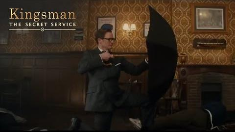 Kingsman The Secret Service on Digital HD – Watch it tonight 20th Century FOX
