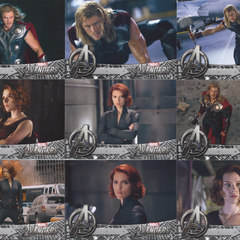 Trading Cards.
