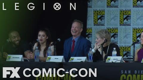 Legion Comic-Con 2017 A Mysterious Connection FX