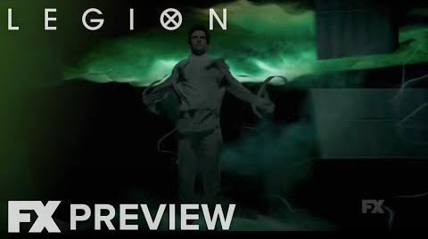 Legion Season 1 Kitchen Promo FX