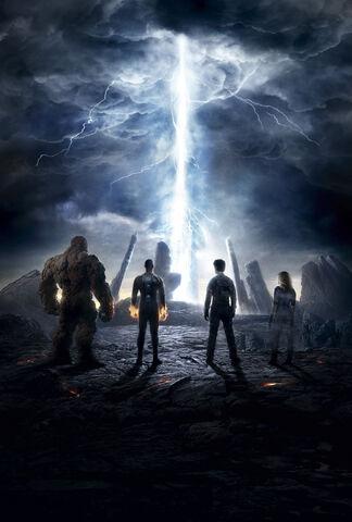 File:Fantastic Four Textless Poster.jpg