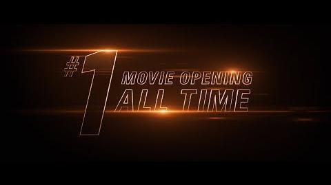Marvel Studios' Avengers Infinity War Infinity 1 TV Spot