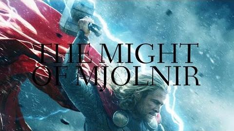 MCU Supercut - The Might of Mjolnir