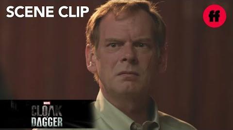 Marvel's Cloak & Dagger Season 1, Episode 8 Cloak Catches Detective Connors Freeform