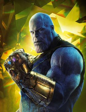 Behold The Mad Titan Thanos