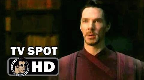 DOCTOR STRANGE TV Spot - Five Days (2016) Benedict Cumberbatch Marvel Movie HD