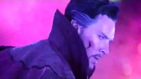 DOCTOR STRANGE TV Spot 25 - Future (2016) Benedict Cumberbatch Marvel Movie HD