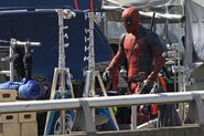 Deadpool Filming 25
