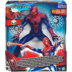 Motorized Web-Shooting Spider-Man