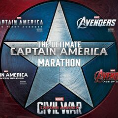 The Star-spangled Man movie marathon in the MCU