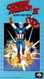 Captain America II - Death Too Soon