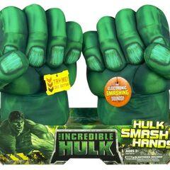 Hulk Hands