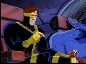 Cyclops and Beast (X-Men)