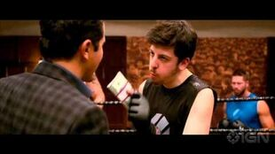 """Kick-Ass 2 - """"Chris Realizes What His Super Power is"""" Clip"""