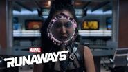 The Cast of Marvel's Runaways Recap Season 2!