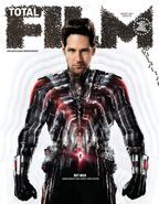 Ant-Man Total Film cover