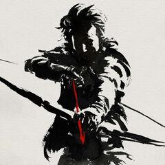 Teaser poster featuring Kenuichio Harada