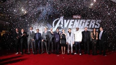 Marvel's The Avengers Red Carpet World Premiere
