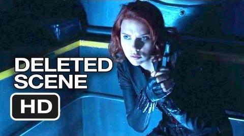 The Avengers Deleted Scene - Natasha Hides From Hulk (2012) - Scarlett Johansson Movie HD