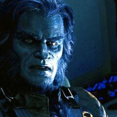 Hank having rejoined the X-Men.