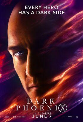 Dark Phoenix Character Poster 03